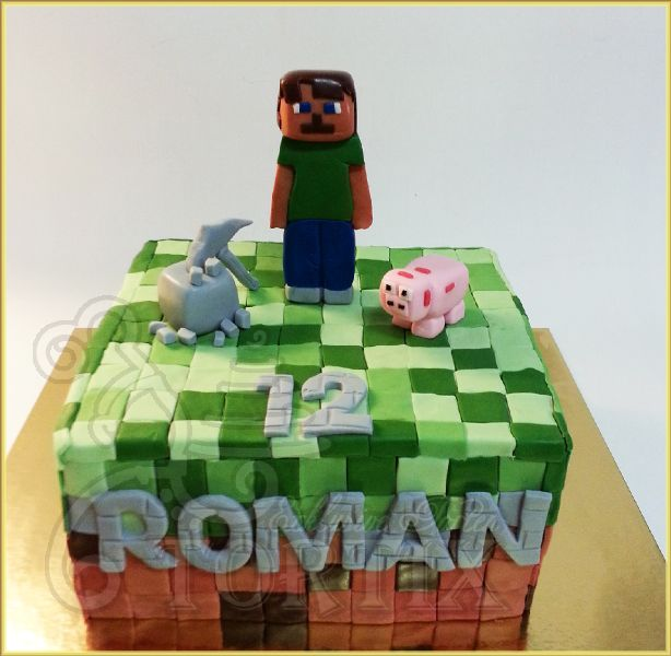 How To Craft A Cake In Mincraft