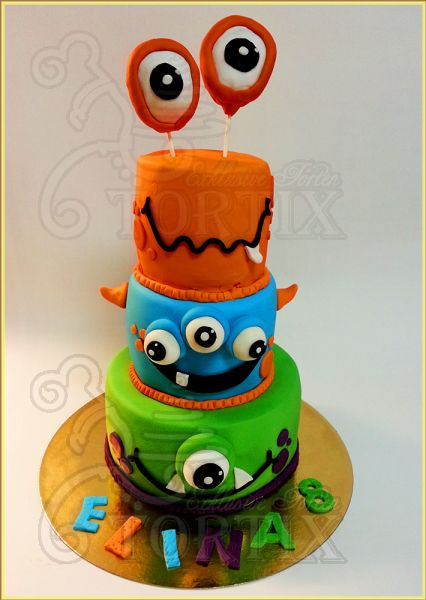 Alien Cake Ideas